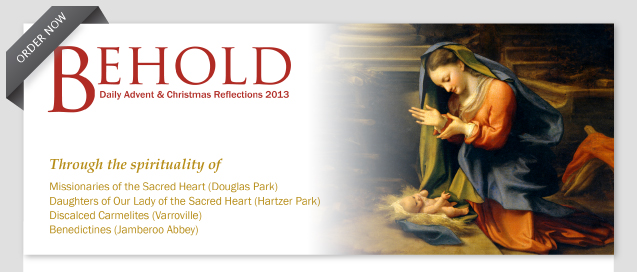 Behold - Advent and Christmas Reflections 2013