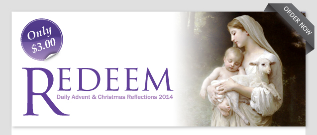 Redeem - Advent and Christmas Reflections 2014