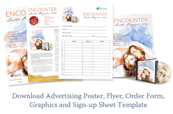 Encounter advertising graphic