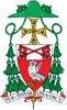 Bishop Peter Ingham Crest